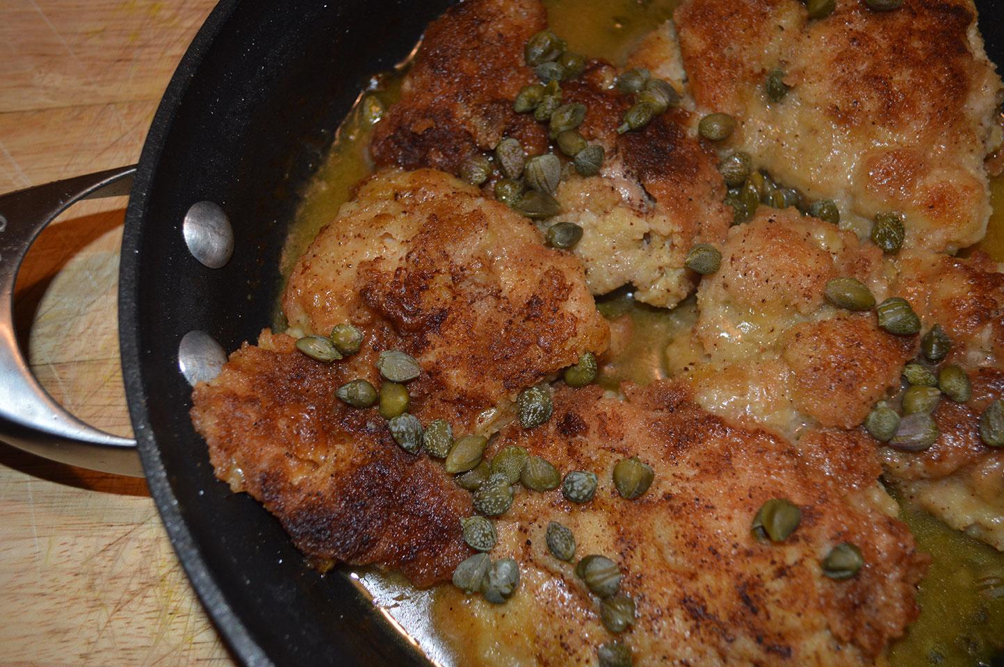 chicken picatta paleo glutenfree � mind body oasis