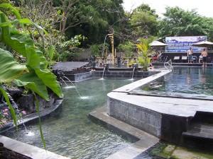 Bali Vacation hotspring-1