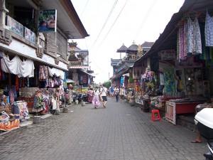 Bali Vacation - Ubud Market