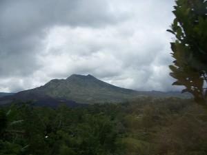 Bali Vacation volcano