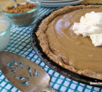 Gluten-Free Dessert Recipes - Butterscotch Pie