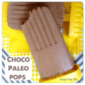 Gluten-Free Dessert Recipes - Chocolate Popsicles