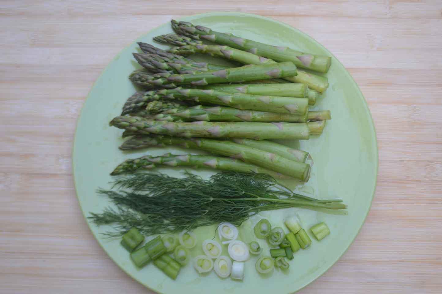 Fermented Asparagus